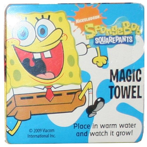 Spongebob Magic Towel ()