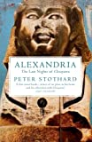 Front cover for the book Alexandria: The Last Nights of Cleopatra by Peter Stothard