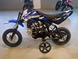Apollo New Youth Fully Automatic DB25-70cc Dirt