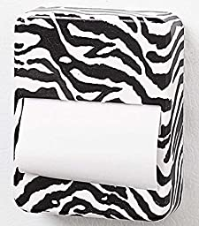 Magnetic Pop-Up Sticky Notes Dispensers (Zebra)