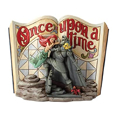 """Disney Traditions by Jim Shore The Little Mermaid Figurine """"Undersea Dreaming"""" (4031484)"""