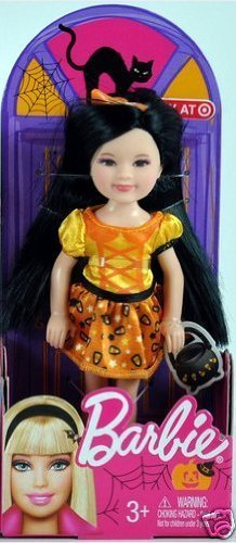 Barbie Halloween 2013 Kelly Doll - Witch -