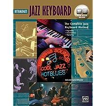 Complete Jazz Keyboard Method: Intermediate Jazz Keyboard, Book & Online Audio (Complete Method)