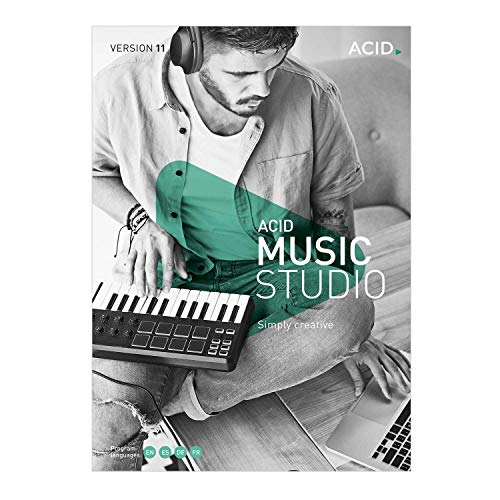 - ACID Music Studio - Version 11 [PC Download]