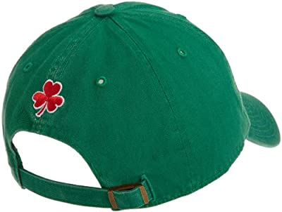 MLB Boston Red Sox St. Patty's Clean up Adjustable Cap (Green)