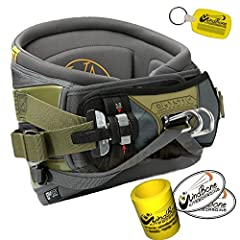 2016 Mystic Drip Waist Harness - The Mystic Drip Harness is a lighter, streamlined, and lower cost version of the higher end Warrior, Majestic, and Legend Harensses in the Mystic Lineup. Hands down the most Functional, Lightweight, Durable, C...
