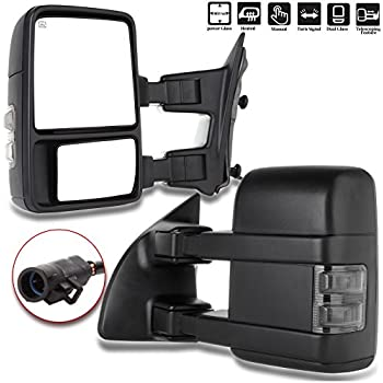 Amazon Com Dedc Towing Mirrors For 1999 2007 Ford Super