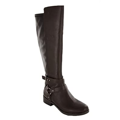 Super Cheap Women BCBGeneration Kaster Riding Boot Black - H9T1191909