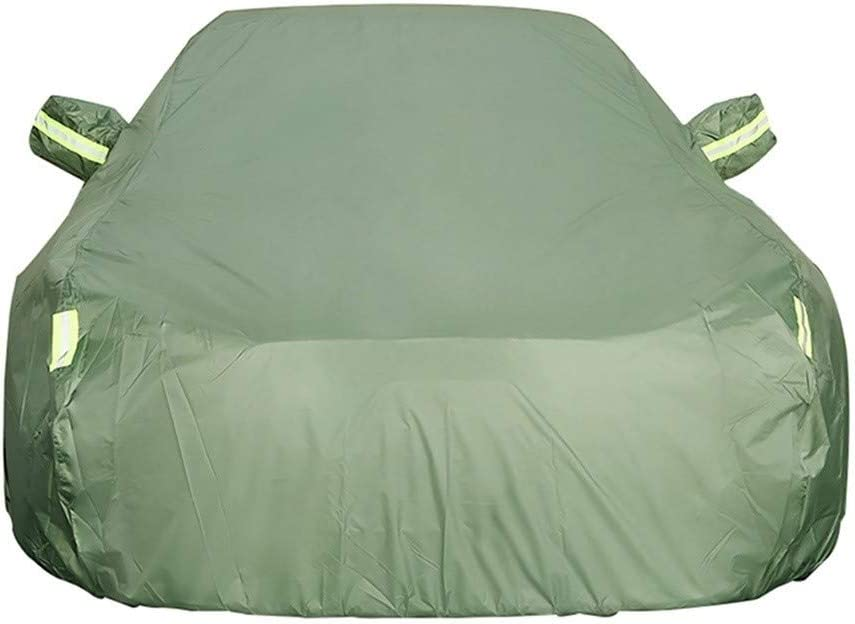 Car cover Compatible with Porsche 911 special car outerwear car protective cover four seasons universal thickening plus velvet waterproof anti-snow flame retardant winter icing anti-UV expos