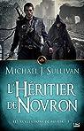 Les Révélations de Riyria, Intégrale 3 : L'Héritier de Novron par Sullivan