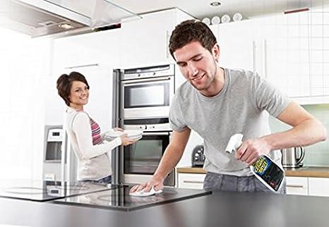 Amazon.com: Cerama 20618 Bryte - Limpiador de cocina, 20930 ...