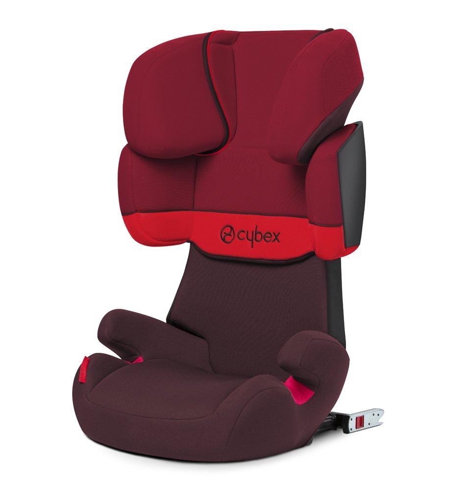 Cybex solution x fix silla de coche grupo 2 3 15 36 kg de 3 a 12 a os ebay - Silla cybex grupo 2 3 isofix ...