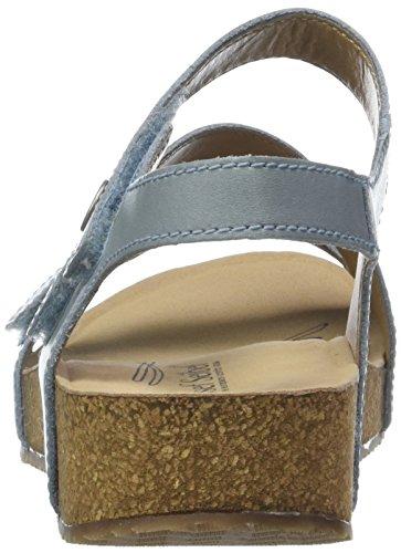 WoMen Josef Blue 25 Ankle Sandals Strap Tonga Blue Seibel Light U5qw15O7