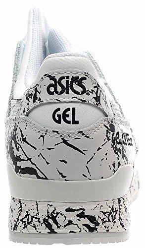 Asics Gel Lyte Iii Marble Pack Casual Uomo Scarpe Taglia Bianco / Bianco