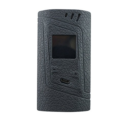 Price comparison product image Smok Alien 220W Protective Gel Skin Case Cover Sleeve Wrap Fits 220 Watt Smoktech Alien 220 (Black)