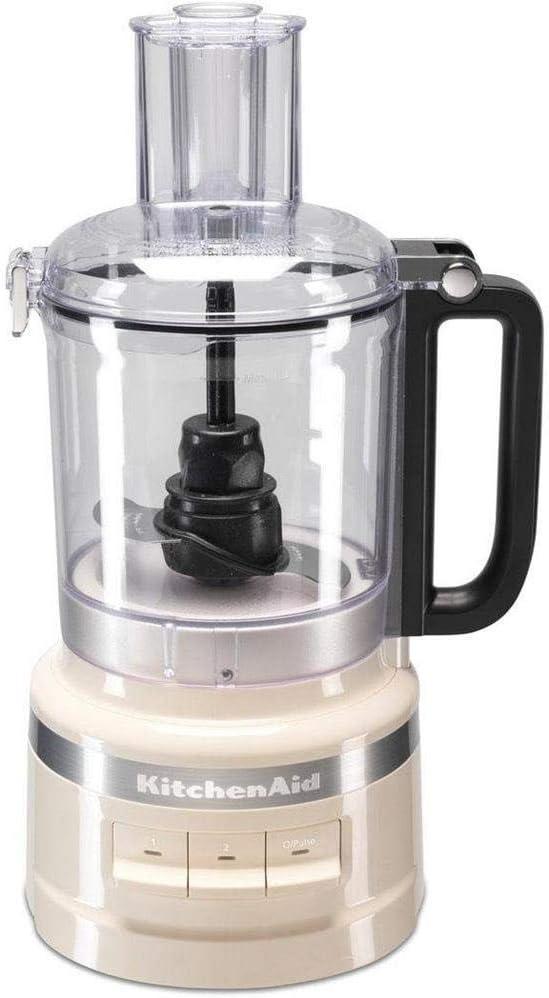 KitchenAid 5KFP0919EAC - Robot de cocina (2.1 L, Cream, Buttons, 1 m, China, Plastic): Amazon.es: Hogar