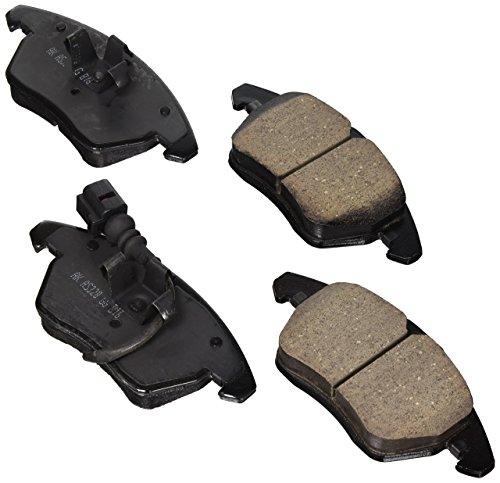 EURO EUR1319 Akebono EURO Ultra Premium Ceramic Disc Brake Pad Kit ()