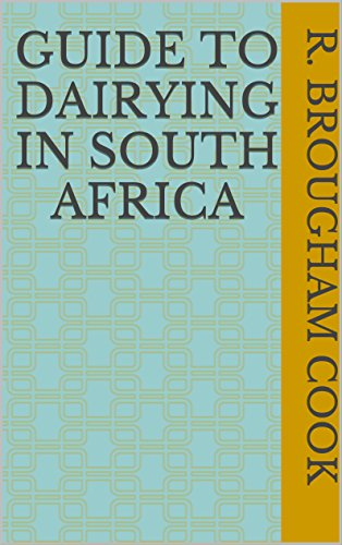 GUIDE to DAIRYING in SOUTH AFRICA ()