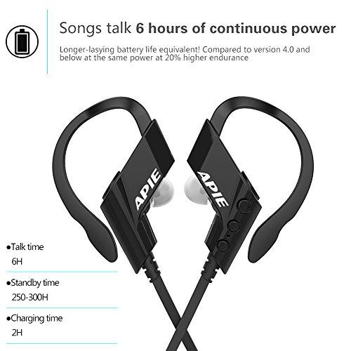Bluetooth Workout Headphones Best Buy Bluetooth Headphones J B L Bluetooth Headset Vibration Bluetooth Keyboard Touchpad Raspberry Pi: Apie Bluetooth Wireless Sports Stereo Headphones Running