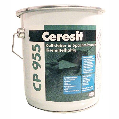 Ceresit CP 955 Kaltkleber & Spachtelmasse lösemittelhaltig, 3 KG