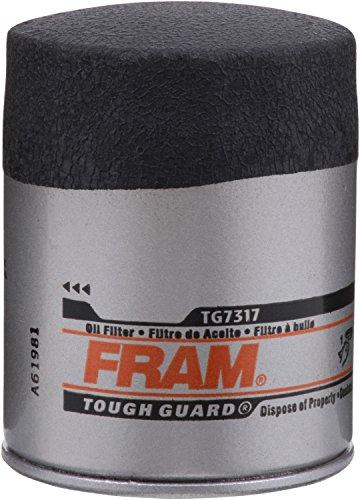 FRAM TG7317-1 Tough Guard Passenger Car Spin-On Oil Filter