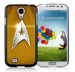 Star Trek Logo Black Best Buy Customized Design Samsung Galaxy S4 I9500 Case
