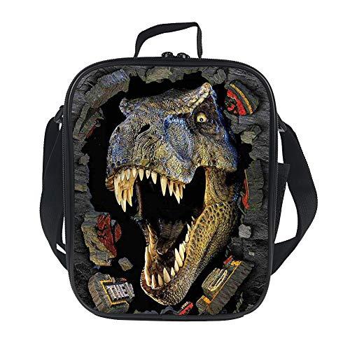 [해외]공룡 도시락 - 절연 점심 쿨러 가방 / Dinosaur Lunch Box - Insulated Lunch Cooler Bag