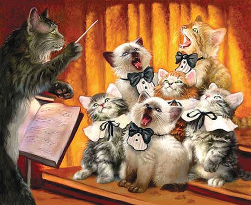 Outstanding Purrformance 10-Pack Art Cards pdf
