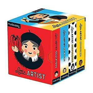 Little Artist Board Book Set from Mudpuppy