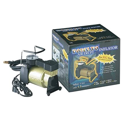 Image of Air Compressors & Inflators Markwort Volcano 120 Volt Air Erupt Inflator
