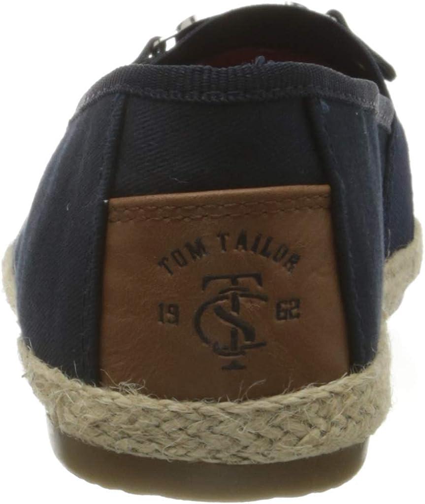 Tom Tailor 8092001 Mocassins Femme