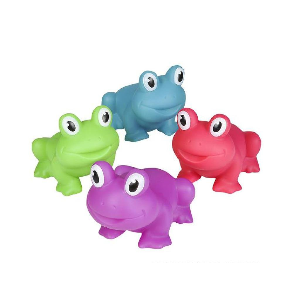 6.5'' Rubber Frog With Sound