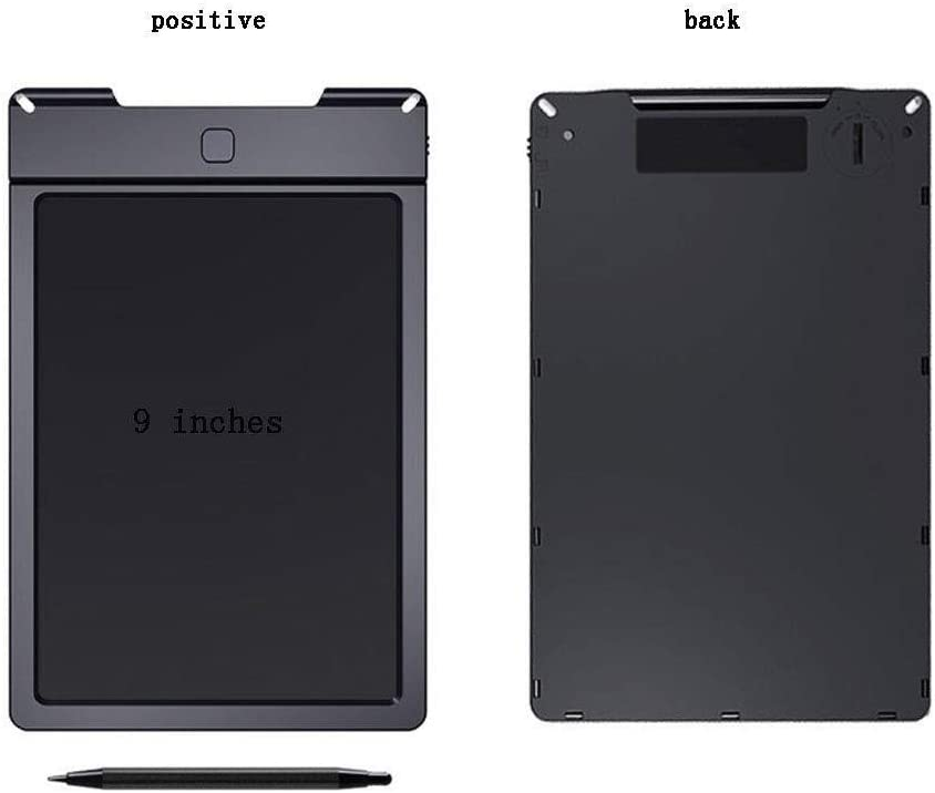 Gifts Color : E Office Portable Painting Graffiti Learning with Protective Cloth Bag Suitable for Schools Offices Or Family Memos 8Inch LCD Writing Tablet Kids Electronic Drawing Board