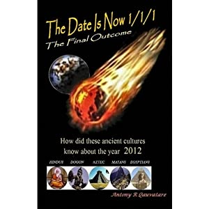 The Date Is Now 1/1/1 The Final Out Come: Prediction Story for 2012