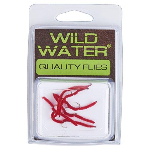 Wild Water San Juan Worm, Size 14, Qty. 6