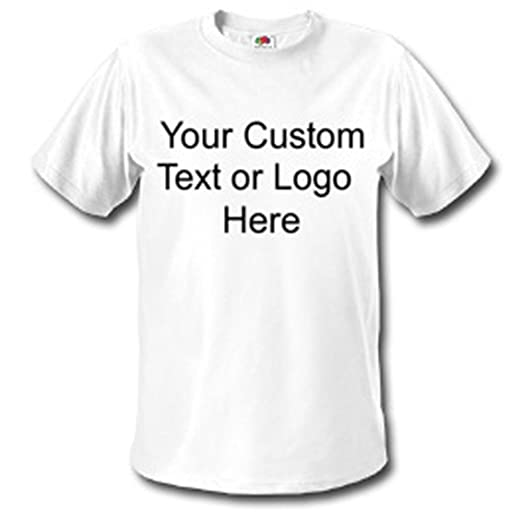 b51bdaf83ed Customize Your Own Custom Shirt with Text Name Personalized Message or  Image Unisex T-Shirt