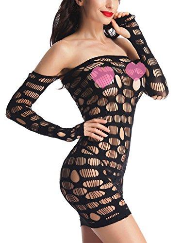 Net Tube Dress - 5