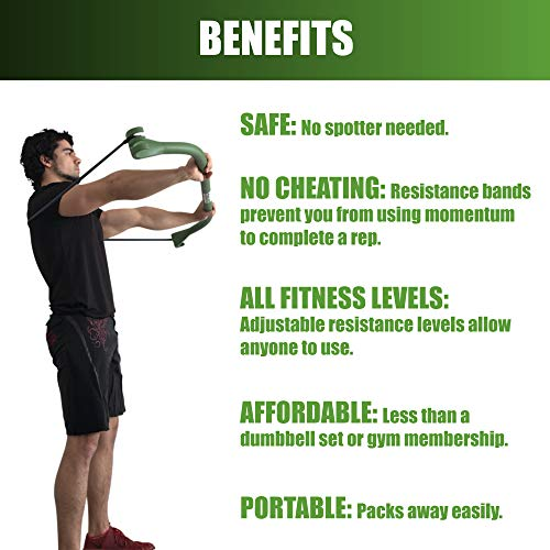 benefits of the portable home gym