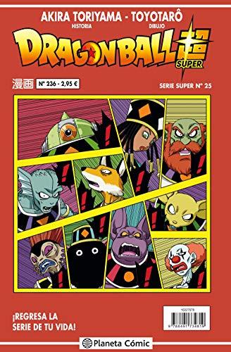 Dragon Ball Serie roja nº 236 (vol5): 222 (Manga Shonen) por Akira Toriyama,Daruma