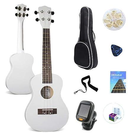 Rosewood 23 pulgadas Ukulele de concierto Guitarra para niños Uke ...