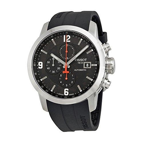 Tissot Men's T0554271705700 PRC 200 Automatic Watch by Tissot
