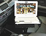 RAM POD I with 1.5 Inch Diameter Ball and Tough Tray II Netbook Tablet Computer Cradle Holder