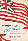 img - for Comparative Contract Law: British and American Perspectives book / textbook / text book