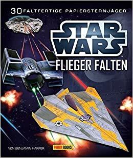 Star Wars Flieger Falten Falte 30 Papier Sternenjäger
