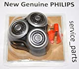 Beauty : Philips Norelco RQ12+ ( RQ12 Plus ) Replacement Head REPLACE YOUR OLD HEAD: SensoTouch 3D Arcitec RQ10 RQ11 SH90/52 9000 Series 1050X 1060X 1250X 1255X 1280X 1290X 9000 8000 7000 5000 +3x Holder Clips