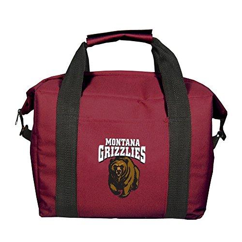 NCAA Montana Grizzlies Soft Sided 12-Pack Kooler Bag