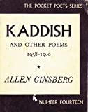 Kaddish and Other Poems, 1958-1960