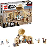 LEGO Star Wars: A New Hope Obi-Wan's Hut 75270 Hot Toy Building Kit; Super Star Wars Starter Set for Young Kid