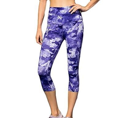 Leggings Deporte Mujer Push Up Chandal Yoga Running Sexy Largo ...