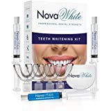 Teeth Whitening Kit, 40+ Treatments of 36% Carbamide Peroxide, (4) Mouth Trays, Remineralization Gel, Teeth Whitening Tray Kit, Get Whiter Teeth At Home, Teeth Whitening System, Home Whitening Kit